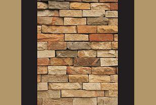 Picture of Saxon Stone™ Brick Riven Chiseled
