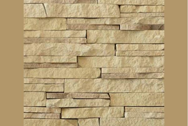 Picture of Saxon Stone™ Brick Riven Gold
