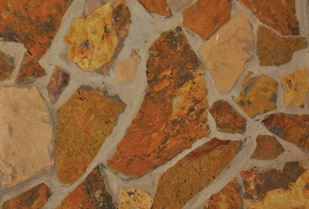 Picture of Slate Crazy Paving