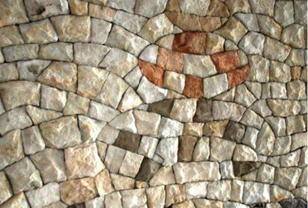 Picture of Multi-colour Wave Stone