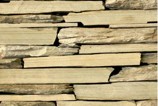 Picture of Pala Quartzite Ivory Combo Cross-Strip